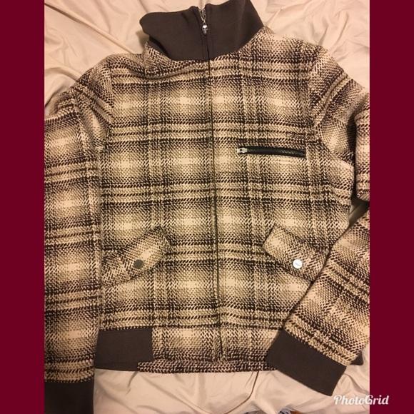 Vans bomber jacket